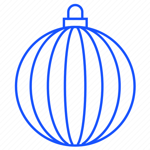 ball, bauble, christmas, gift, sphere icon