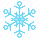 cold, frost, ice, snowflake, winter