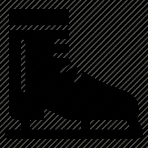 ice, shoe, skate, skating, sport icon
