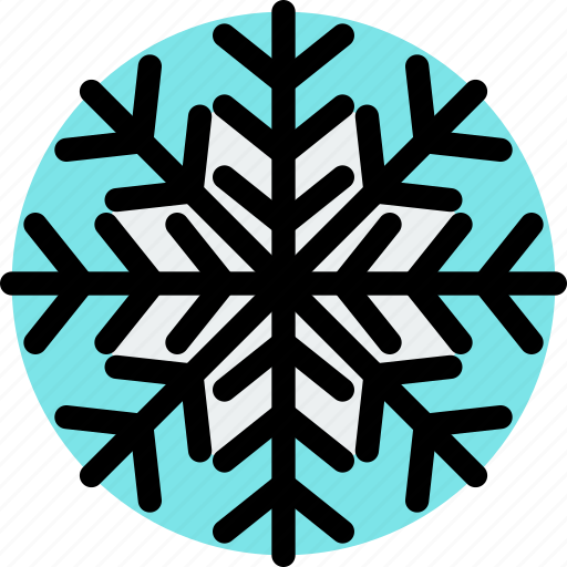 Christmas, cold, snow, snowflake, winter icon - Download on Iconfinder
