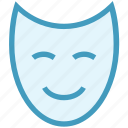 anonymous, christmas, face, happy, mask icon