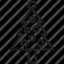christmas, christmas tree, decoration, forest, tree, winter, xmas