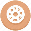 cookie, christmas, donut, sweet