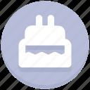 birthday, cake, celebration, christmas, party