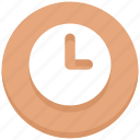 christmas, clock, time, watch icon