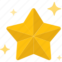 blink, christmas, decoration, star, wink, xmas icon