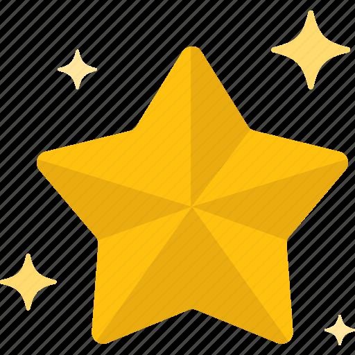 blink, christmas, decoration, star, wink, xmas icon