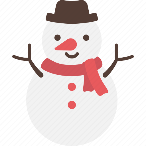 christmas, frozen, snow, snowman, xmas icon