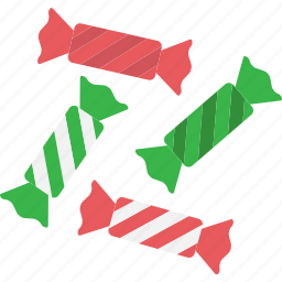 candy, christmas, gift, xmas icon