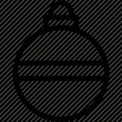 ball, christmas, christmas-ball, creative, decoration, grid, line, shape, xmas icon