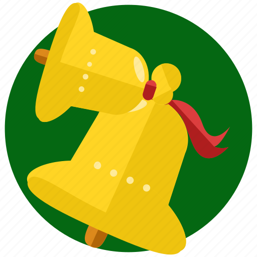 announcement, bells, christmas, decoration, holiday, season, sound icon