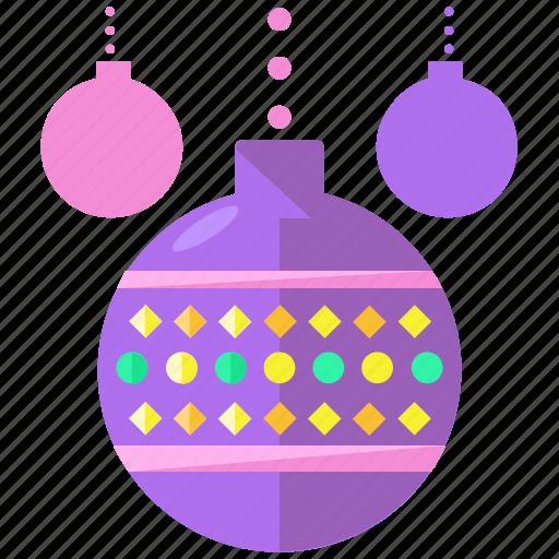 christmas, decoration, holiday, ornaments, season, tree icon