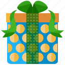 birthday, box, christmas, gift, holiday, present, season icon