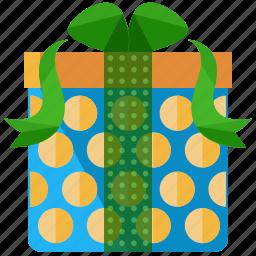 birthday, box, christmas, gift, holiday, present, season icon