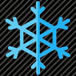 christmas, holiday, season, snow, snowflake, winter icon