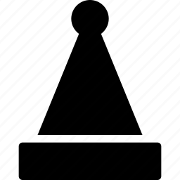 christmas, christmas-hat, creative, decoration, grid, hat, play, shape, style, xmas icon