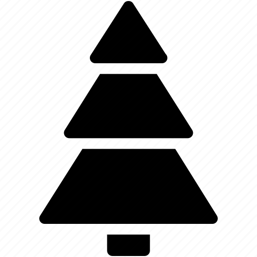 Christmas Tree Facebook Icon: Christmas, Christmas-tree, Creative, Decoration, Grid