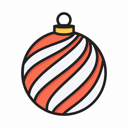 ball, bauble, christmas, ornament, tradition, xmas icon