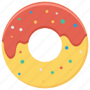 circular, coucou, donut, donuts, food, foods, sweet