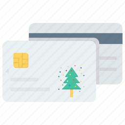 atm, christmas, debit card, finance, mastercard, payment icon, • credit card icon