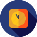 christmas, clock, time icon