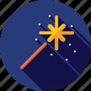 christmas, firecracker icon
