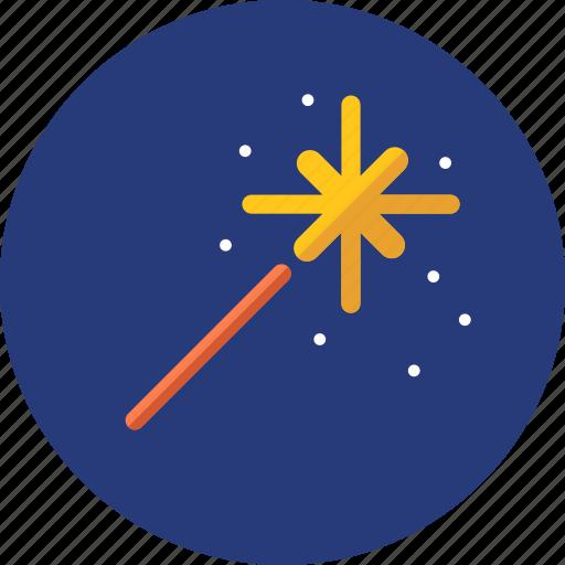 christmas, firecracker, wish icon