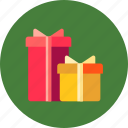 christmas, gift, gifts icon