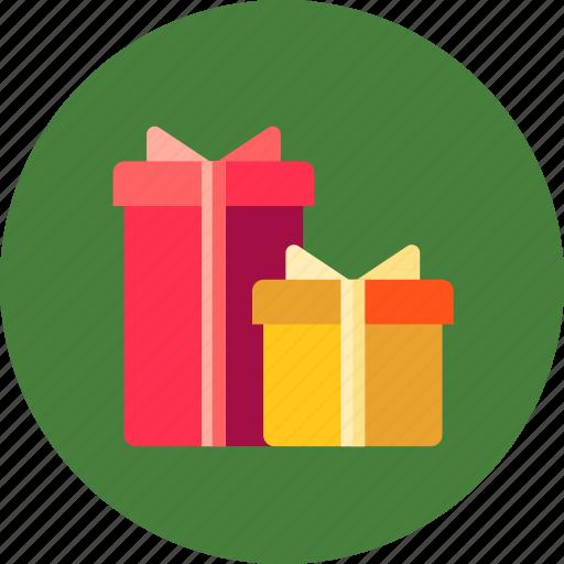 christmas, gift, gifts icon