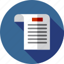 christmas, document, file, list, wish, wishlist icon