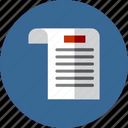 christmas, document, list, paper, text, wishlist icon