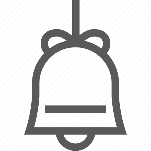 alarm, bell, church, ring icon