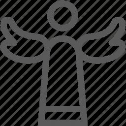 angel, christian, church, religion, religious icon