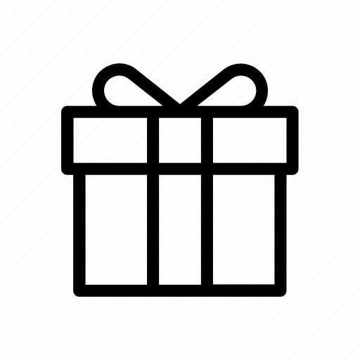 birthday, christmas, gift, package, present, surprise, wrap icon