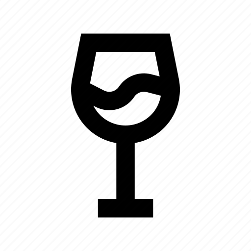 alcohol glass, alcoholic, drink, wine, wine glass icon
