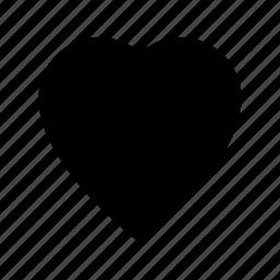 heart, like, love, love symbol, valentine heart icon