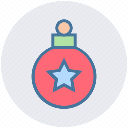 Ball, christmas, decoration, easter, holiday, ornaments, star icon - Download on Iconfinder