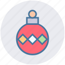 ball, christmas, decoration, easter, holiday, ornaments icon