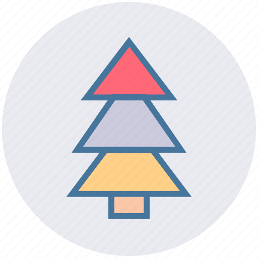 Christmas, decoration, easter, snow, tree, winter, xmas icon - Download on Iconfinder