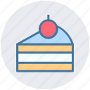 cake, celebration, christmas, dessert, easter, party, peace icon