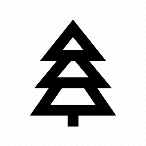 christmas tree, fir tree, forest, nature, tree icon
