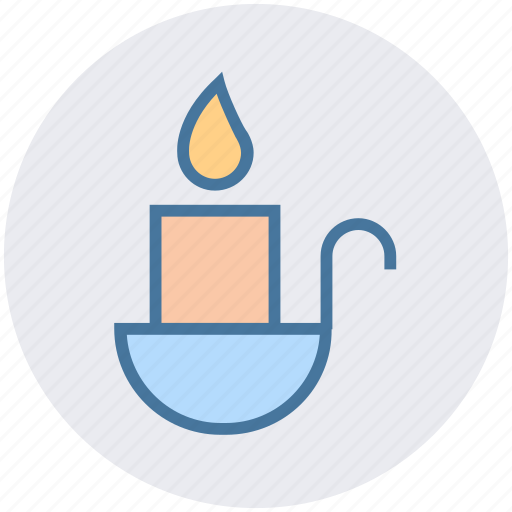 Candle, christmas, easter, light, xmas icon - Download on Iconfinder