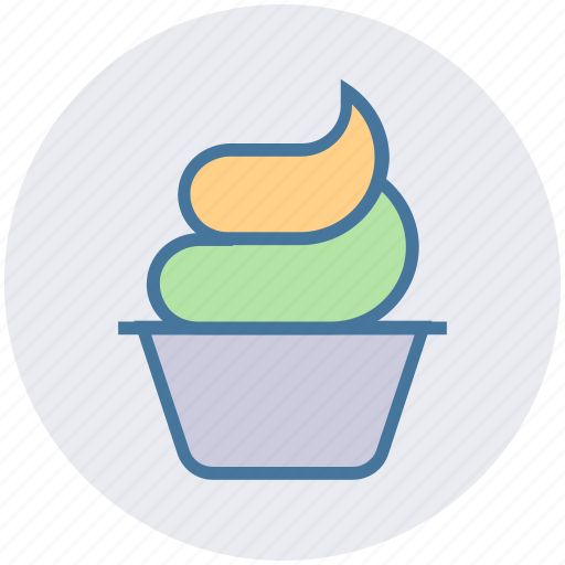 Chocolate, christmas, cream, cup, dessert, sweet icon - Download on Iconfinder