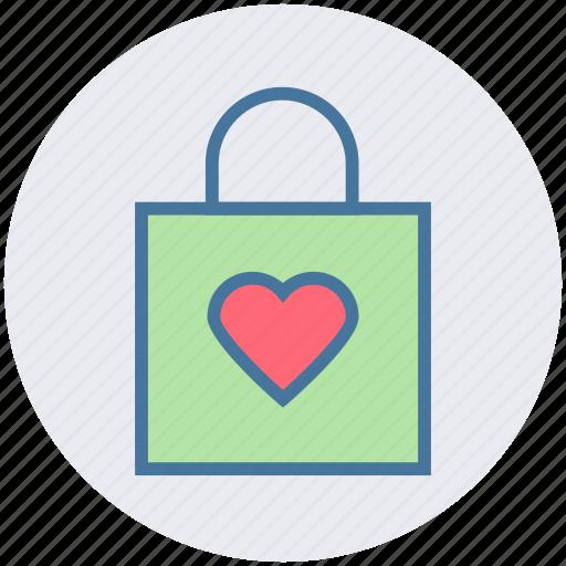 bag, christmas, christmas bag, decoration, gift, heart, love icon