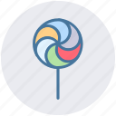 candy, celebration, christmas, dessert, lollipop, lollypop, sweet icon