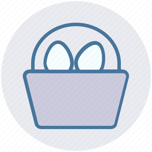 Bucket, christmas, easter, egg, holiday icon - Download on Iconfinder
