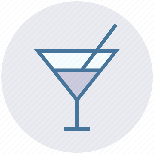 beverage, christmas, drink, glass, straw, wine icon