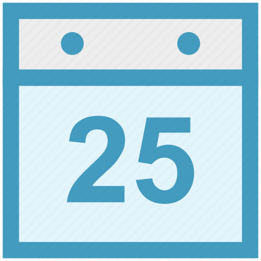 calendar, christmas, december, event, happy holiday, schedule icon