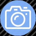 camera, christmas, holiday, image, photo, photography, shot icon