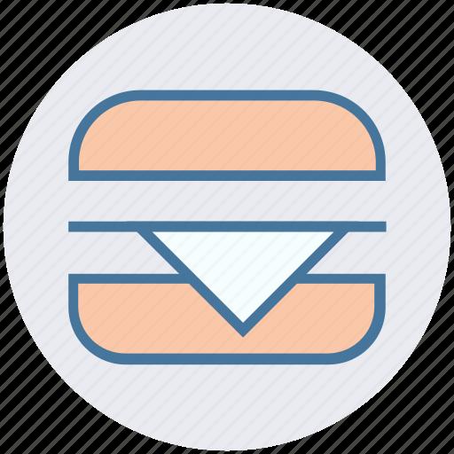 Burger, christmas, eating, fast food, food, hamburger icon - Download on Iconfinder